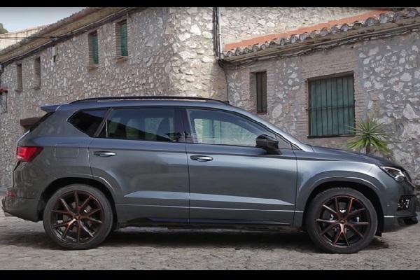 [Vidéo] Essai Cupra Ateca 2.0 TSI 300ch: le SUV familial et radical?