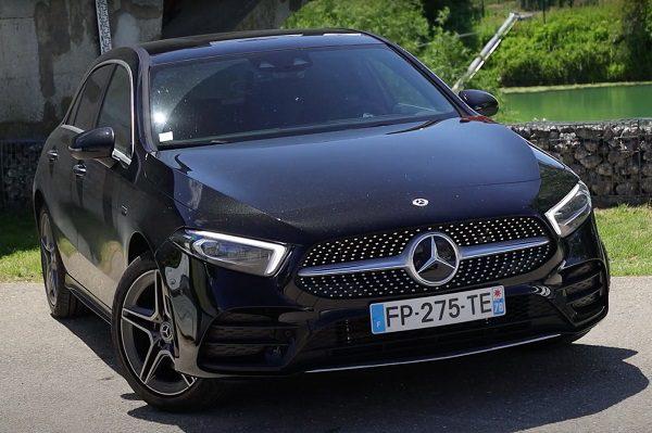 Essai Mercedes Classe A 250 e EQ POWER AMG Line: l'hybride rechargeable de Mercedes