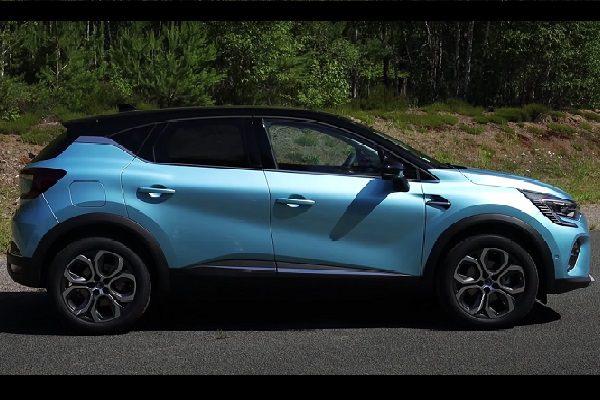 [Vidéo] Essai du Renault Captur E-Tech Plug-in 160 ch Intens, le SUV hybride rechargeablele moins cher du marché