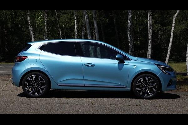 Renault Clio E-Tech 140ch Intens hybride