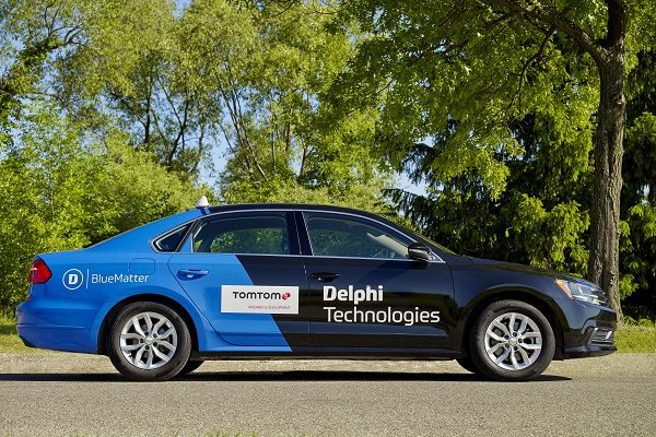 TomTom et Delphi Technologies : un partenariat pour optimiser notre consommation de carburant