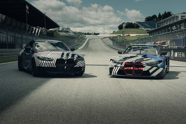 BMW M4 Coupé et M4 GT3 : le détail des versions radicales de la Série 4