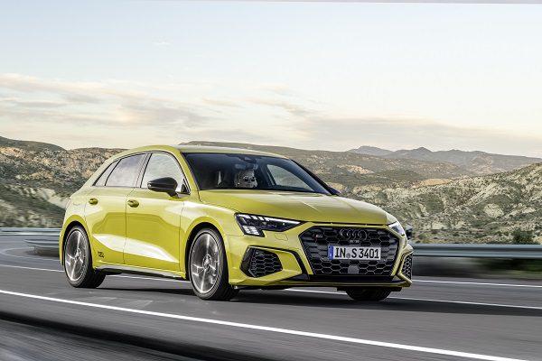 Audi S3: les versions Sportback et Berline avec 310 chevaux à partir de 55900 €