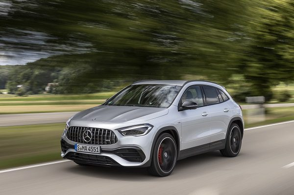 Mercedes GLA: ses atouts face aux autres SUV compacts Premium