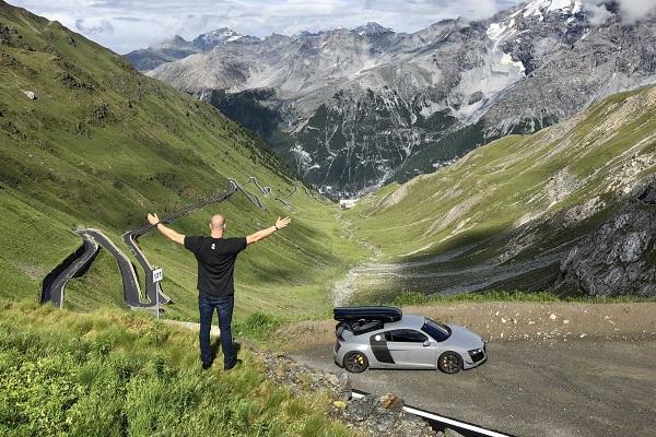 Un tour du monde en Audi R8 : quand le rêve devient réalité!
