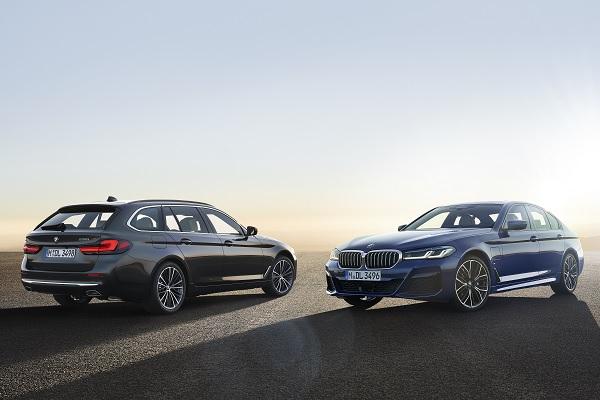 Nouvelle BMW Série 5 restylée : les nouveautés de mi-carrière et les prix