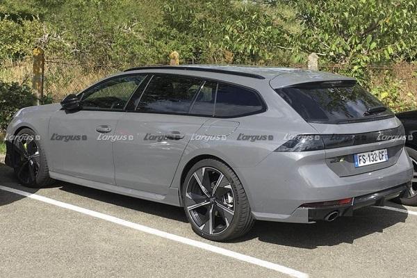 Peugeot 508 SW PSE: le break sportif mordant peut-il faire trembler l'Audi S4?