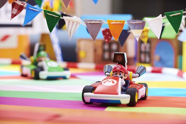 «Mario Kart Live : Home Circuit», une nouvelle version inédite et immersive du jeu vidéo se prépare