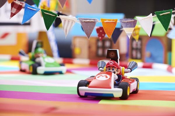 Home Circuit Mario Kart