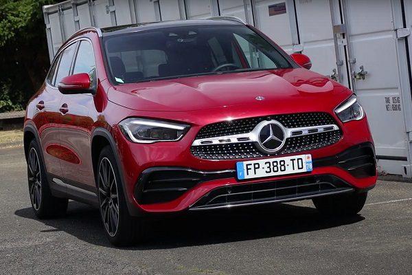 [Vidéo] Essai Mercedes Classe GLA 220 d 4Matic AMG Line: le plus petit des SUV Mercedes revu et amélioré