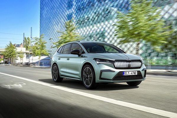 Skoda Enyaq iV : la gamme et les prix du premier SUV électrique de la marque
