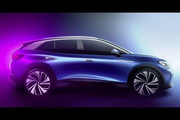 Volkswagen ID.4 : la production sur le point de démarrer