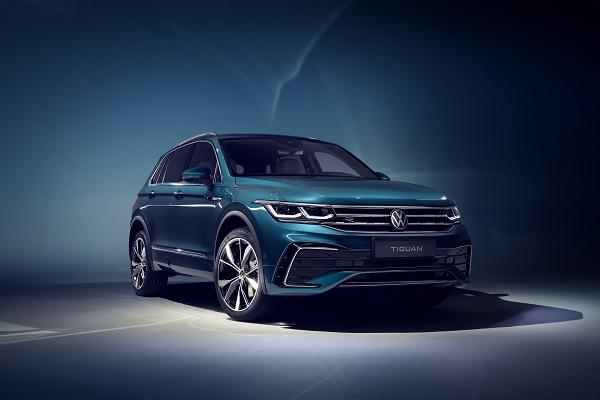 Volkswagen Tiguan restylé : voici le détail de tous les prix