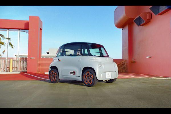 [Vidéo] Citroën Ami : le futur de l'automobile urbaine est déjà là !