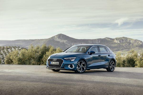 Audi A3 Sportback 30 g-tron : la compacte allemande roule au gaz naturel