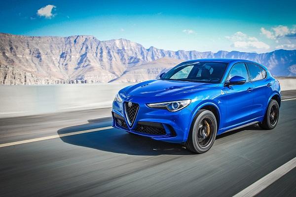 Alfa Romeo: trouvez le Stelvio qu'il vous faut!