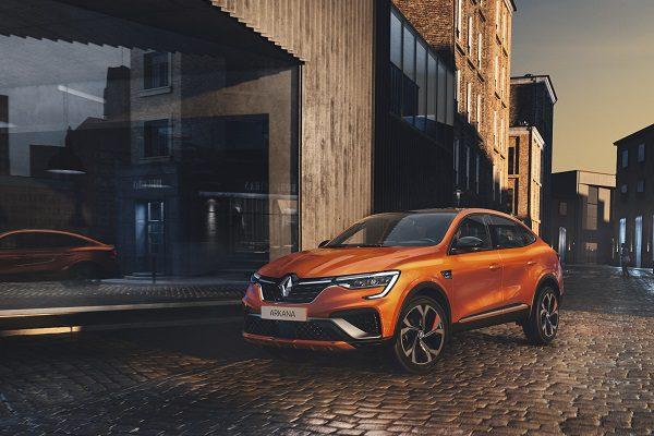Le SUV Renault Arkana officiellement présenté en France