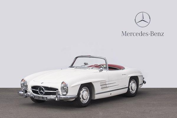 Nouvelle Mercedes SL (2021) : retour aux sources