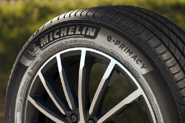 Michelin lance son nouveau pneu: l'e.Primacy