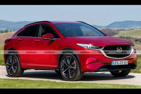Mazda CX-50 : le SUV coupé alternatif ?