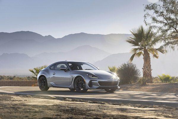 Subaru BRZ: présentation de la nouvelle génération