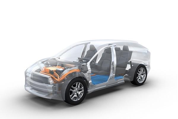 Toyota prépare un SUV compact électrique