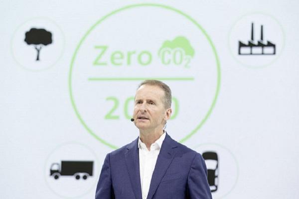 Objectifs CO2 : Volkswagen ne les respectera ni en 2020 ni en 2021