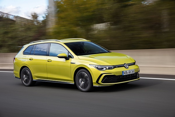 Volkswagen Golf SW: moins de 30000 € pour s'offrir le break!