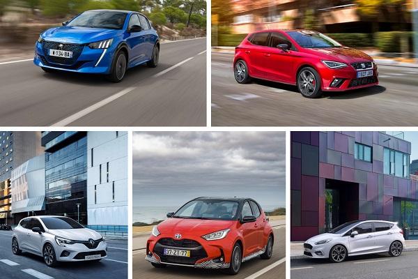 Citadines : quelles alternatives aux Peugeot 208 et Renault Clio ?