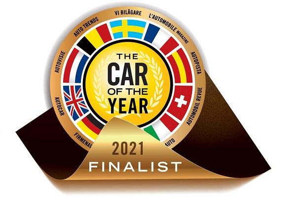 Élection de la voiture de l'année 2021 : voici la liste des sept finalistes