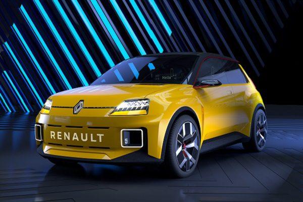 La Renault 5 est de retour en version électrique