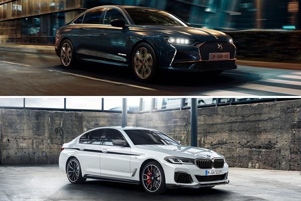 BMW Série 5 ou DS9: quelle berline haut de gamme va vous faire craquer ?