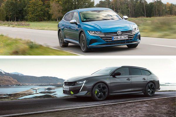 Peugeot 508 SW et Volkswagen Arteon Shooting Brake: deux breaks pour ne pas céder aux sirènes des SUV
