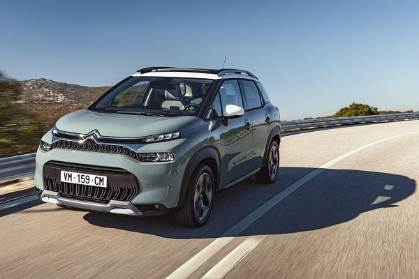 Citroën C3 Aircross 2021: un nouveau style pour le petit SUV aux Chevrons