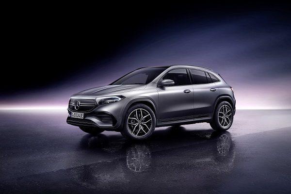 Mercedes EQA, la version électrifiée du GLA est arrivée