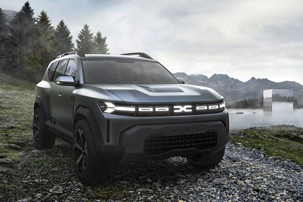Dacia Bigster concept : quand le Duster deviendra grand
