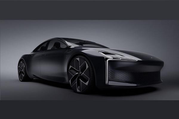 Hopium Machina : la voiture à hydrogène de 500 ch