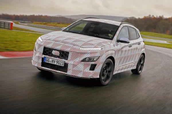 Kona N, le nouveau SUV sportif de Hyundai