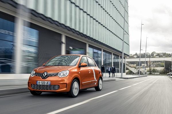 La Renault Twingo ne sera pas renouvelée