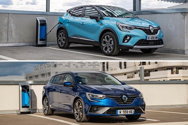 Renault E-Tech: Captur ou Mégane Estate, quelle hybride rechargeable familiale choisir?