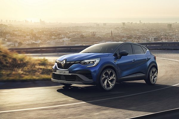 Renault Captur R.S. Line : une finition sportive pour le SUV