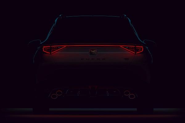 Le Cupra Formentor va avoir le droit au bloc cinq cylindres Audi