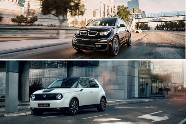 BMW i3 ou Honda e : laquelle des deux citadines électriques pour circuler en ville?