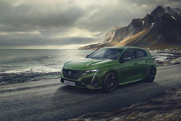 Nouvelle Peugeot 308: la voici dans les moindres détails