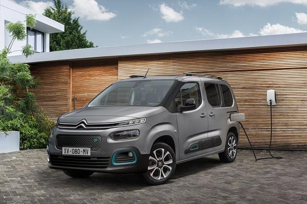 Citroën ë-Berlingo: le ludospace électrique qui en offre toujours plus