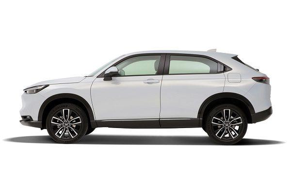 Tout savoir sur le nouveau SUV hybride Honda HR-V
