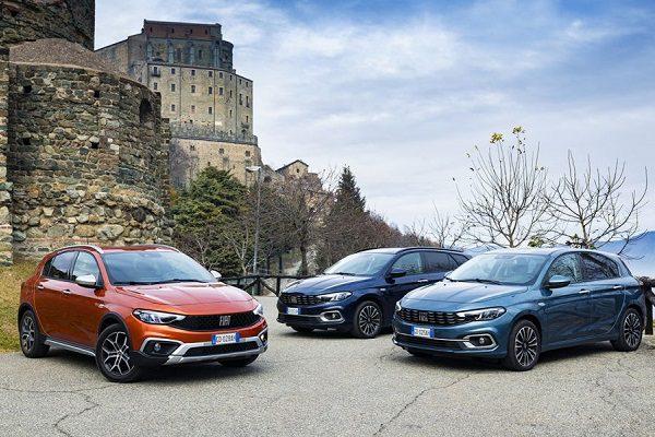 Les nouveautés prévues dans la gamme Fiat jusqu'à 2025