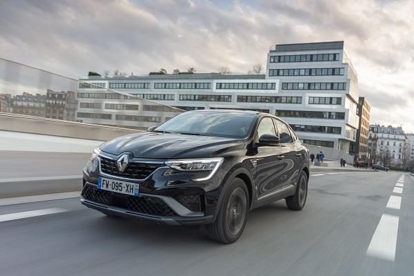 Renault Arkana: du style et de la sécurité pour le SUV coupé