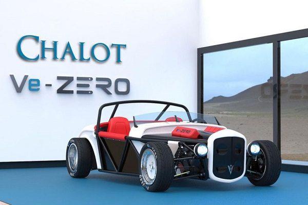 Ve-Zero : un hot-rod oui, mais électrique!
