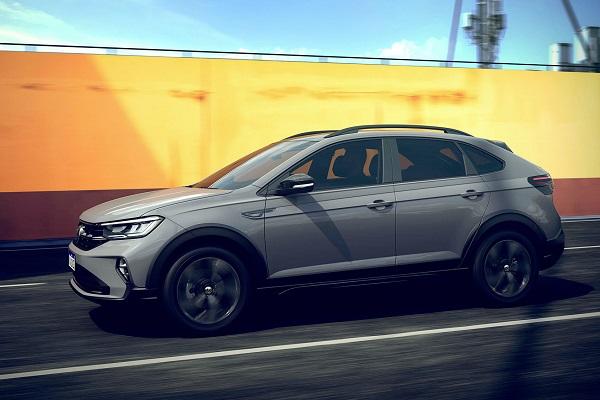 Powerful and elegant: The Volkswagen Nivus defines a new market segment